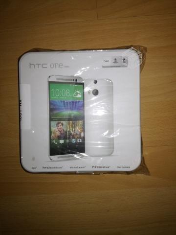 HTC one M8 32 gb 4G LTE- Nuevo-liberado de fábrica